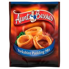 Aunt Bessies Yorkshire Pudding Mix  128g -- To view further for this item, visit the image link.(This is an Amazon affiliate link)