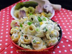 Tortellini, Polish Recipes, Polish Food, Potato Salad, Cauliflower, Macaroni And Cheese, Salads, Vegetables, Cooking