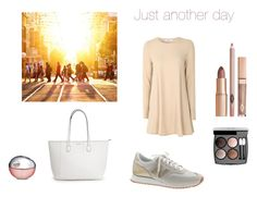 """""""Morning in the city"""" by slounis on Polyvore featuring moda, Glamorous, J.Crew, Chanel i DKNY"""