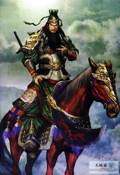 17 Best Dynasty Warrior Guan Yu Shu Five Tiger General Chinese