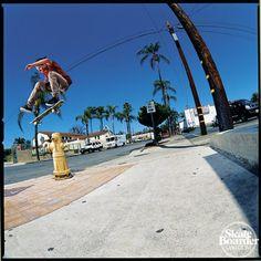 skateboardermagazine: Austyn Gillette learns switch flips in the new Bradford Film Blog