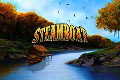 Steamboat - In die Südstaaten der USA im 19. Jahrhundert wagt sich Merkur mit dem Automatenspiel Steamboat vor. Denn zu dieser Zeit sorgte die Erfindung des Dampfschiffs gemeinsam mit den breiten Flüssen. #Steamboat spielen auf https://www.spielautomaten-online.info/steamboat/