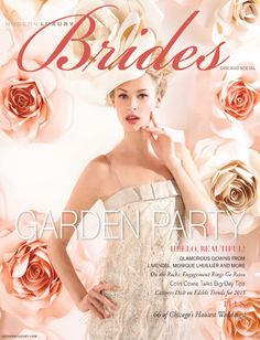 CT-Designs Calligraphy and Wedding Stationery: CS Brides Spring/Summer Issue Released
