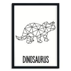 Poster Dino A5/A4/A3