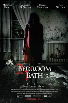 2 Bedroom 1 Bath - 2014 Enter the vision for. Horror Type and Films Original is name 2 Bedroom 1 Bath. Horror Movie Posters, Horror Movie Trailers, Film Posters, Terror Movies, Latest Horror Movies, Creepy Movies, Eric Roberts, Best Horrors, Film Serie