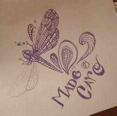 Libelle/ dragon-fly