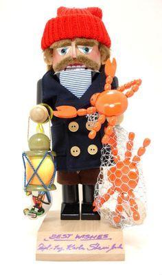 Fishermans Nutcrackers, Nutcrackers Crabs, Christmas Nutcrackers, Neat Nutcrackers, Nutcrackers Collection, Nutcrackers Christmas, Nutcrackers Collector, ...