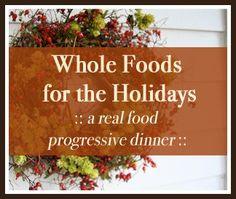 389 Real Food Holiday Recipes! ashley_stevens
