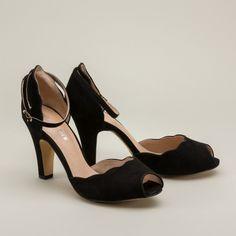 Leaf 1940s Ankle Str