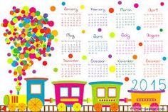 printable calendar 2015 pinterest - Google Search