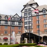 Hotel Roanoke.   Photos Roanoke Virginia | Garden and Gun