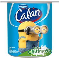 Yoghurt batido Chirimoya, Calan 110gr – Tienda Eltit