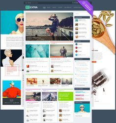 I will create WordPress website by using Divi theme starting at $5