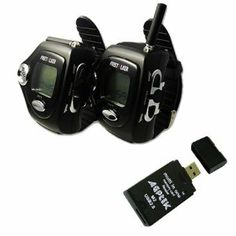 Two-way Fashionable Wrist-operated Auto Squelch Wristwatch Walkie Talkie Wrist Watch with Auto Channel Scan and LCD display w/AGPtek® USB All In One card reader by BrainyDeal. $46.95. This new generation wrist watch walkie talkie has a BRAND NEW FUNCTION called Wrist-operated, this wrist-operated key located at the right bottom-side of your device carries exactly the same functions as the PTT/Call key located on the face of the device. It can conveniently be opera...