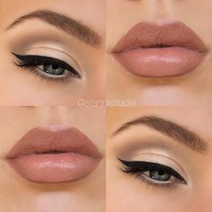 NYX Lip Butter Snowcap Pretty Makeup, Love Makeup, Beauty Makeup, Makeup Looks, Gorgeous Makeup, Simple Makeup, Bridal Makeup, Wedding Makeup, Butter Lipstick
