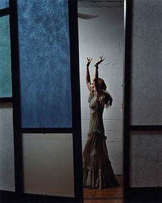 Tori Amos in 2007; photo by Katerina Jebb, dress by Viktor & Rolf.