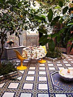 Villa Filali // marrakesh