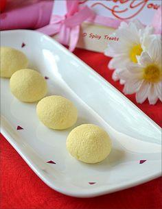 Sandesh - Paneer sweet recipe...
