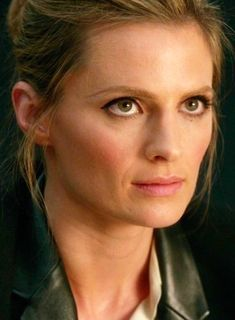 Time Will Tell 18 (6x05) Castle Beckett, Castle Tv, Castle Season 6, Stana Katic, Hot, Face, Actresses, Celebs, The Face
