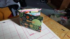 In the market for a new wallet?   Check out this item in my Etsy shop https://www.etsy.com/fr/listing/289327709/bifold-forest-animal-duct-tape-wallet-w
