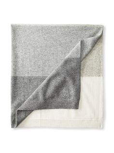 64% OFF Bonnie Baby Cashmere Blanket (Greys)