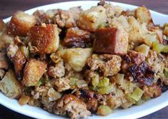Sustainable Stuffing is made with our Herbal Fusion Croutons. Check out our easy recipe. You'll never buy packaged stuffing again.