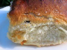 Non-Lardy Lardy Cake - aka Liskeardy Cake - from Chocolate Log Blog (uses white chocolate instead of lard)