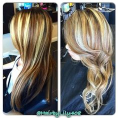 Changed a traditional highlight to an ombré balayage. - Yelp