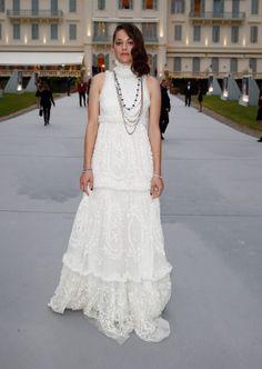 Marion Cotillard in Alexander McQueen Fall/Winter 2014-2015