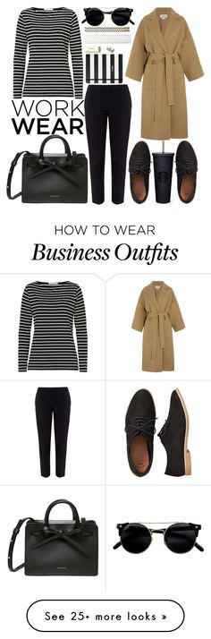 """""""Untitled #1104"""" by sc-styles on Polyvore featuring Betty Barclay, Kate Spade, Loewe, Chloé and Gap"""