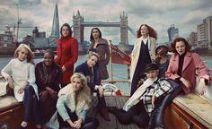 Campaña Otoño/Invierno de Marks & Spencer.