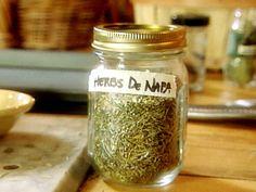 Herbes de Napa recipe from Michael Chiarello via Food Network