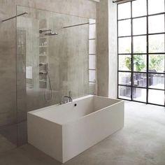 Beau, pure et simple! ⭐️ #bookinterior#design#interiordesign #southbeach #deco #salledebain #bathroom