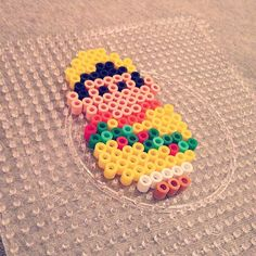 Russell from Pixar's UP perler beads by kelly_tsdsf