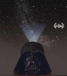 Darth Vader light | #TreatYoSelf