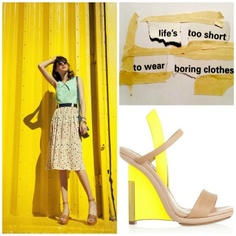 Mellow in Yellow