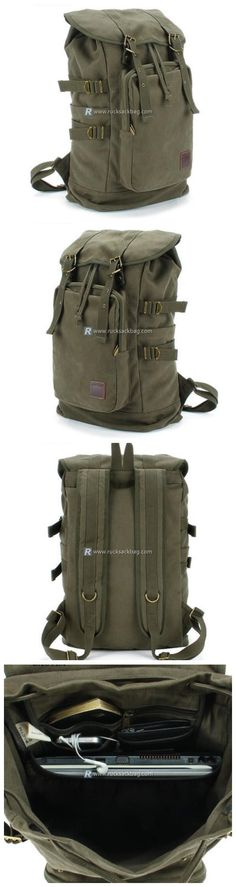 abc3d9134ed4 Backpacks for Men Leather Computer Backpack