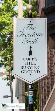 Freedom trail in Boston, MA....must do when in town!