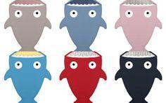 Sacos universales bebé tiburón..Idea genial regalo para #gemelos #mellizos En www.petittandem.com tienda online para #twins