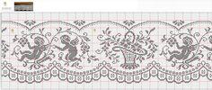 Gallery.ru / Фото #82 - 1 - gabbach Crochet Patterns Filet, Crochet Angel Pattern, Crochet Angels, Christmas Crochet Patterns, Crochet Borders, Crochet Designs, Cross Stitch Angels, Cross Stitch Charts, Cross Stitch Designs