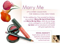 Three Custom Color Specialists :: SPECIAL COLLECTIONS :: Marry Me Collection
