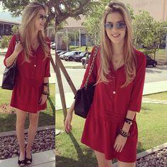 Marcia Melo Dress, Santa Lola Shoes, Chanel Purse