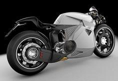 paolo de giusti: electric bike concept