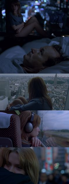 Lost in Translation, 2003  Directed by Sofia Coppola Director of photography: Lance Acord