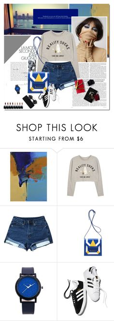 """""""Diciannovemaggio"""" by undici ❤ liked on Polyvore featuring NOVICA, adidas and Spitfire"""
