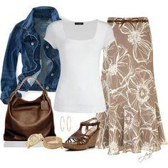 LOLO Moda: Fabulous women long skirts 2013