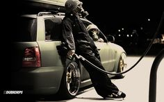 Gassin' Up