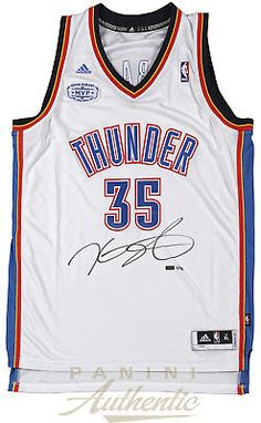 2e0d96c0f9f KEVIN DURANT Signed