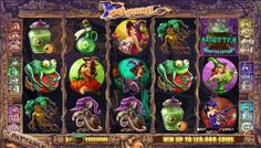 Play for free Wild Witches video slot by Netent