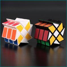 Yongjun YJ Magic Cube 3x3x3 Profiled Classic Speed Magic Puzzle Cube Hot Wheel Square King Cube Cubos Magicos Learning Kids Toys